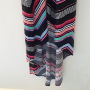 Candie's Dresses - Lightweight t-back high low dress